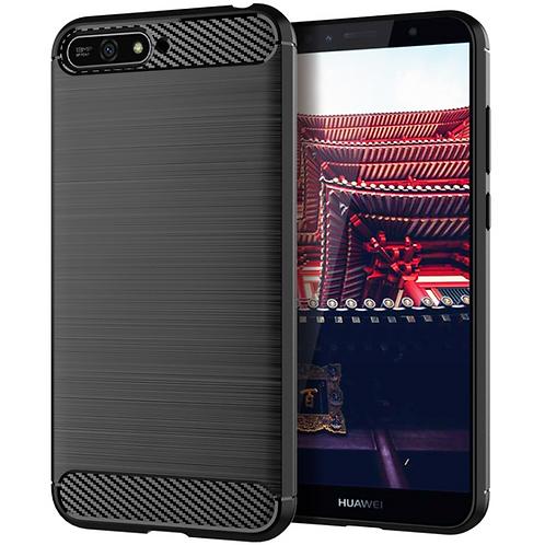 Fibre Armor back case for Huawei Y6 2018, Y9 Prime and Y7 2018