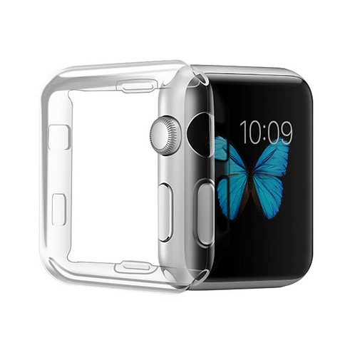 Clear full covered case for Apple watch