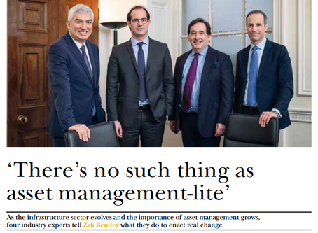 There's no such thing as asset management-lite