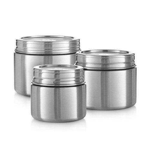 Leak-Proof Eco Food Jars
