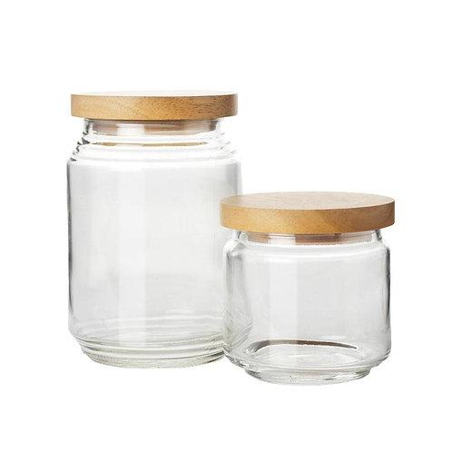 Pantry Jar Set