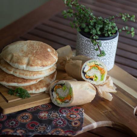 Pita Bread Wraps