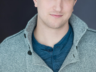 Meet the Cast of Twelfth Night! Spotlight on Jake Rivet (Curio / Servant / Officer)