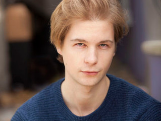 Meet the Cast of The Winter's Tale! Spotlight on Lucas Serby (Clown/Lord)