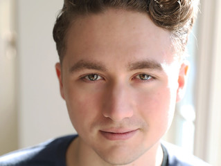 Meet the Cast of The Winter's Tale! Spotlight on Connor Scott (Antigonus/Time)