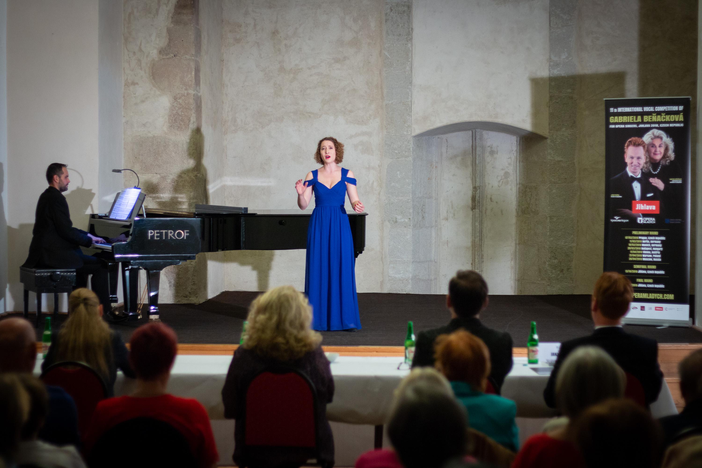 Photos | International vocal competition of Gabriela Benackova