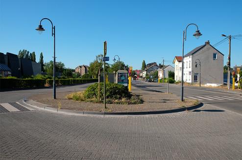 Gare des bus jodoigne
