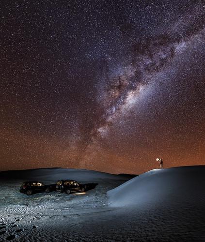 Milky Way Car Park