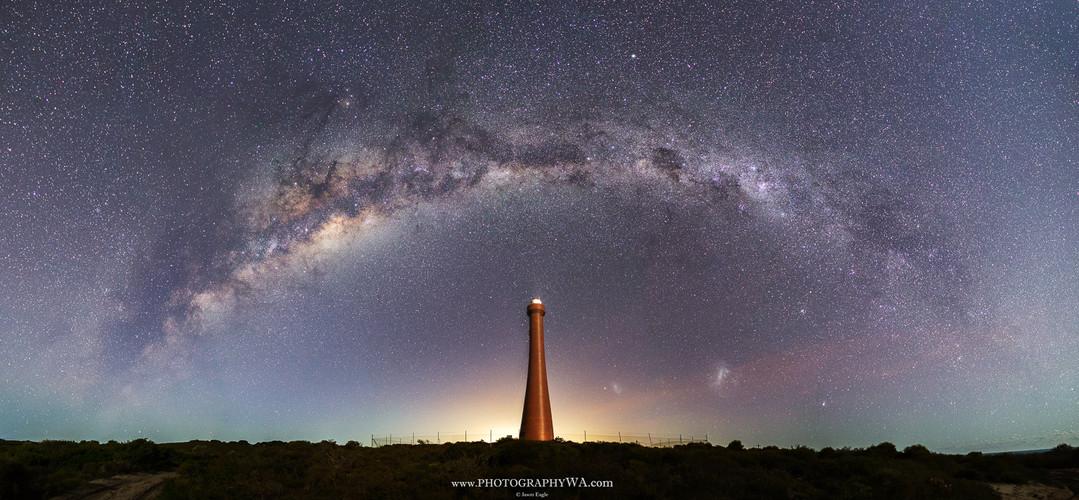 Guilderton Lighthouse Milkyway