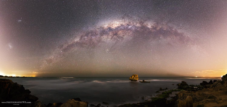 Point Peron Milky Way