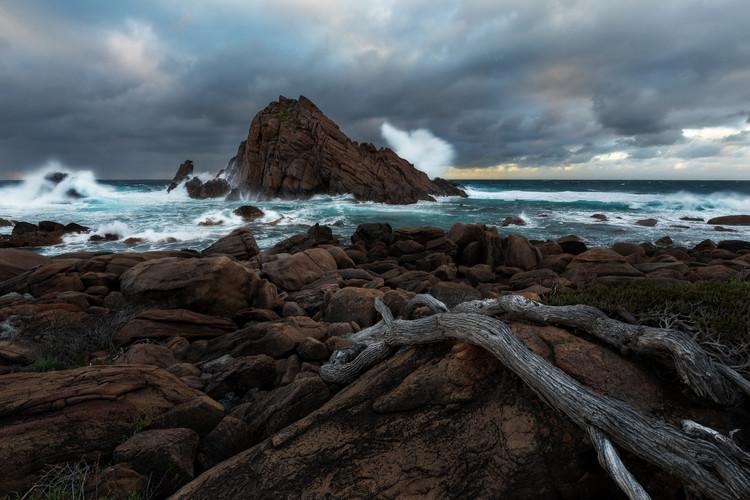 Sugar Loaf Rock Storm