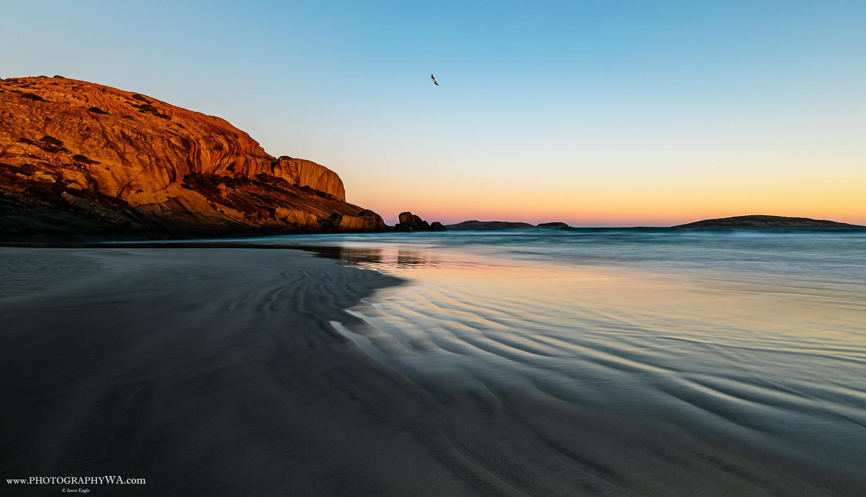 Esperance Beach Sunset