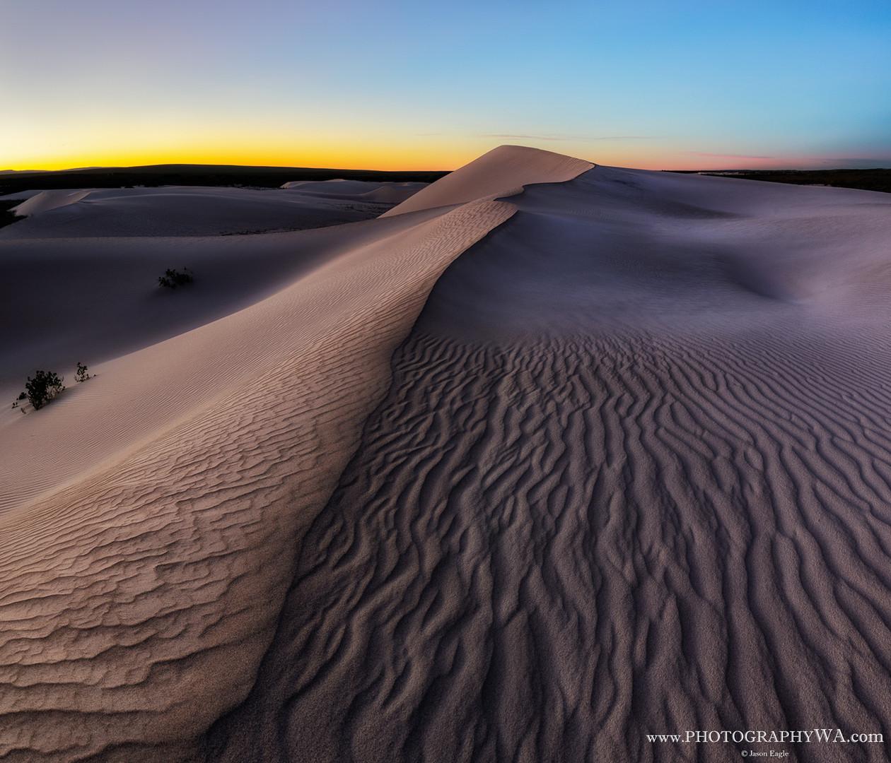 JurienBay Sand Dunes