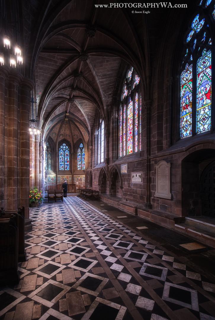 Cathedral & Vicar