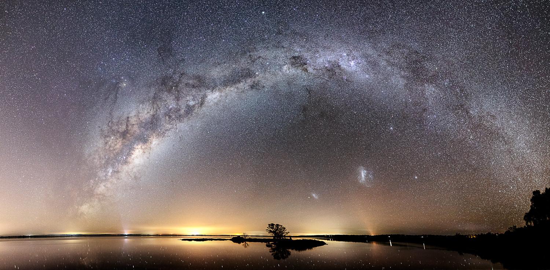 Island Point Milky Way