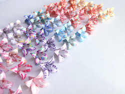 Origami Lilies