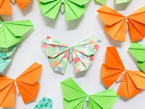 Origami Butterfly ::: 12 pieces