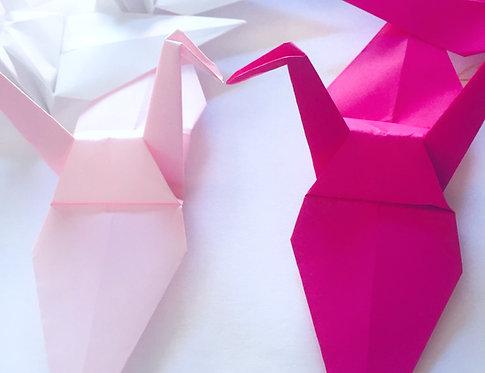 Origami Crane ::: 12 pieces