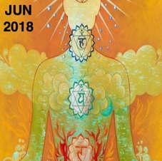 Mas conectada con mi parte espiritual o energética