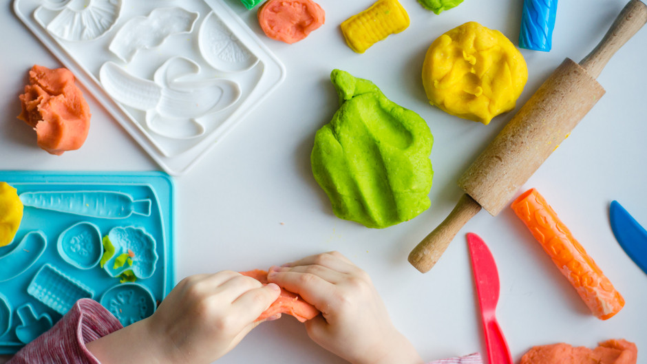 Play Time With Playdough