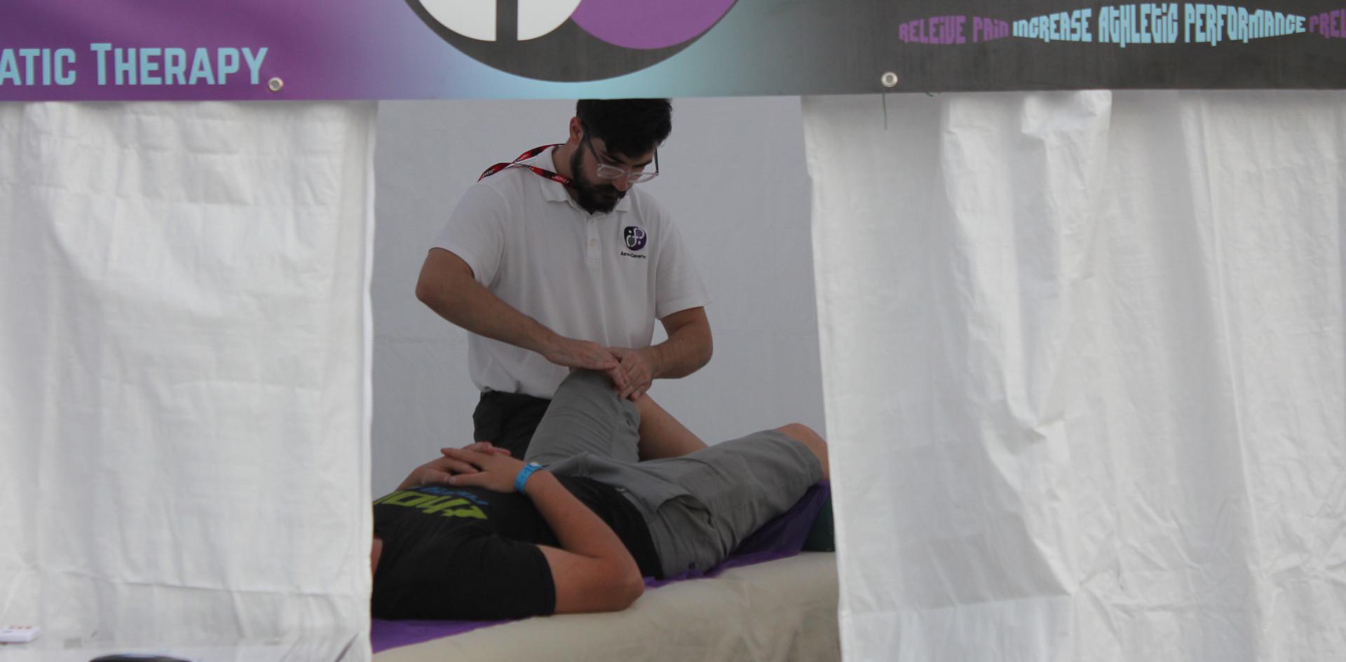 Adductor Treatment