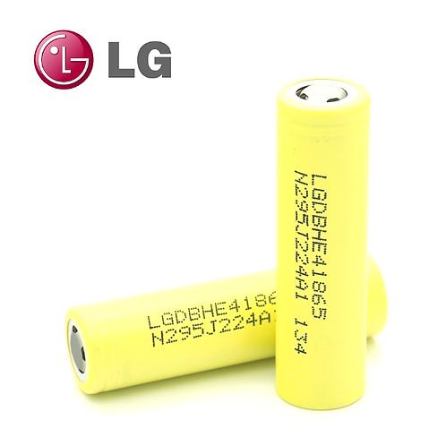 Аккумулятор 18650 LG HE4 2500mah