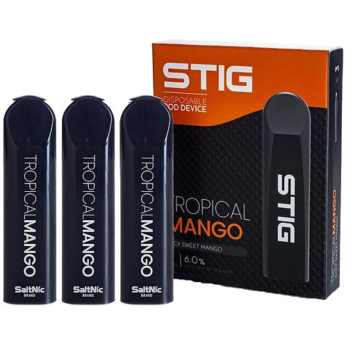 VGOD Stig (одноразовая сигарета)