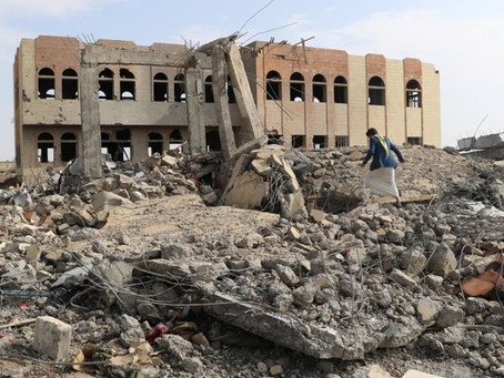What of my father's homeland?: The Silenced War   The Yemen Crisis