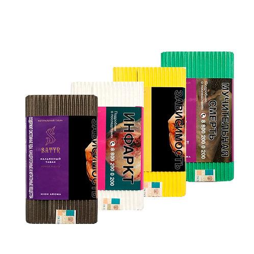 Табак Satyr 100 гр