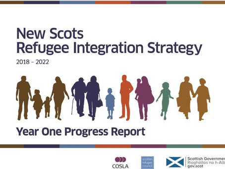 Reflection on New Scots 2