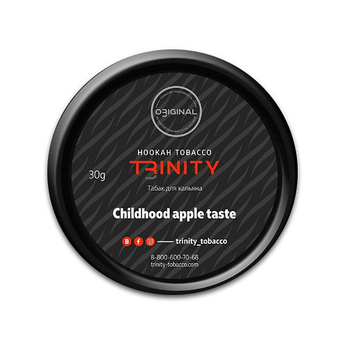 Табак Trinity 30 гр