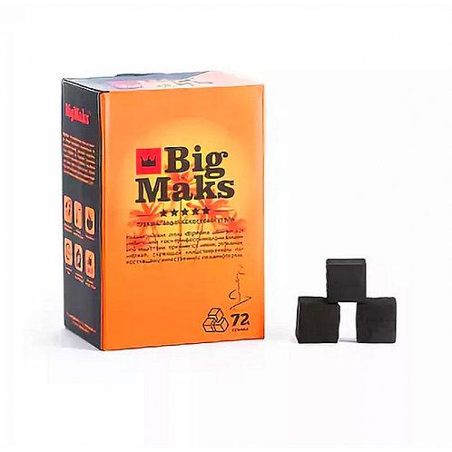Уголь Big Maks 72 шт (25мм)