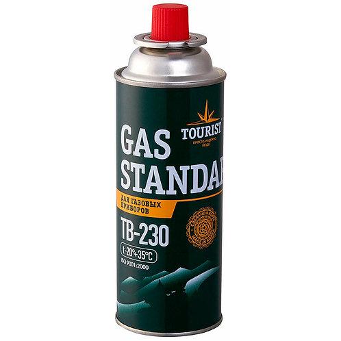 Газ TOURIST STANDARD 430мл