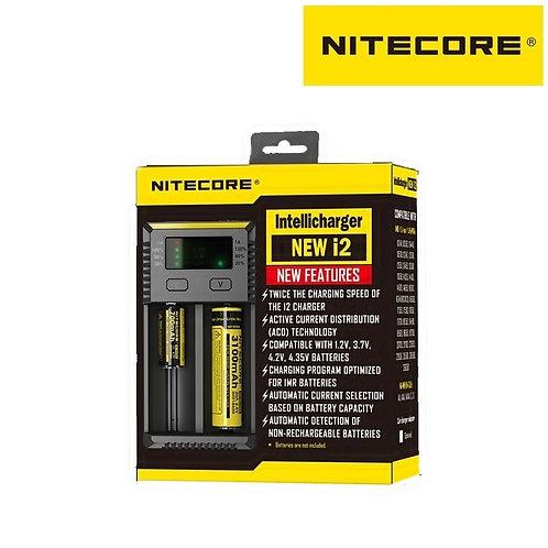 Зарядное устройство Nitecore NEW i2