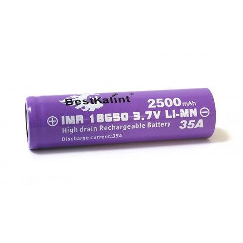 Аккумулятор 18650 Bestkalint 2500 mah