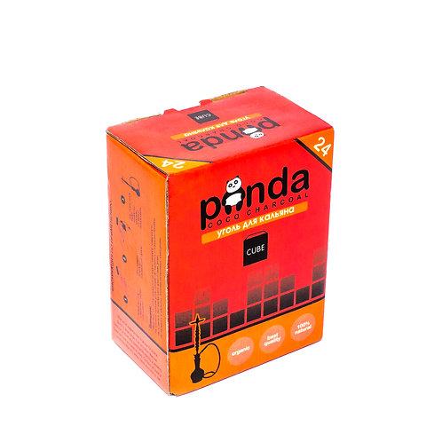 Уголь Panda 24шт (22мм)