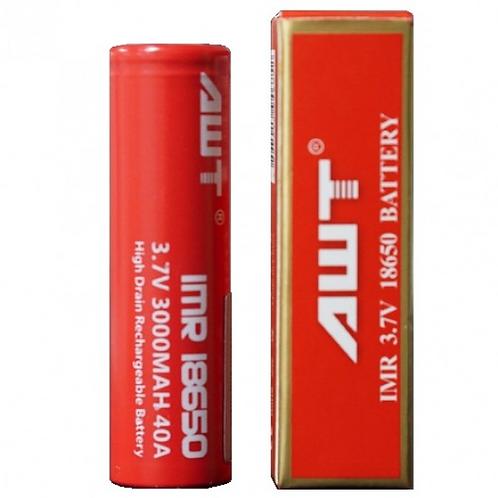 Аккумулятор 18650 AWT 3000 mah/40А