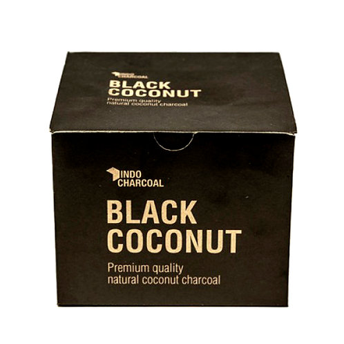Уголь Black Coconut 100 шт (22мм)