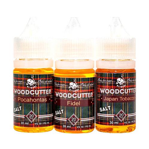 Жидкость Woodcutter Salt (30мл)