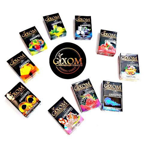 Табак Gixom 50 гр