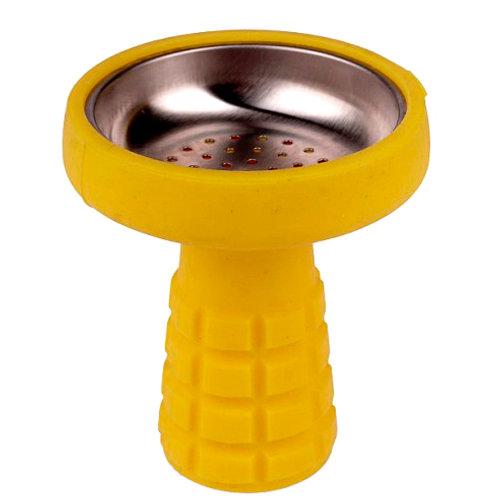 Чаша силиконовая HYPE (металл)