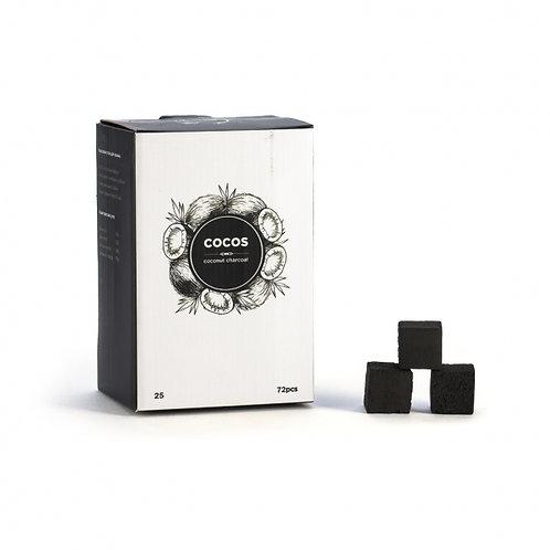 Уголь Cocos 72 шт (25мм)