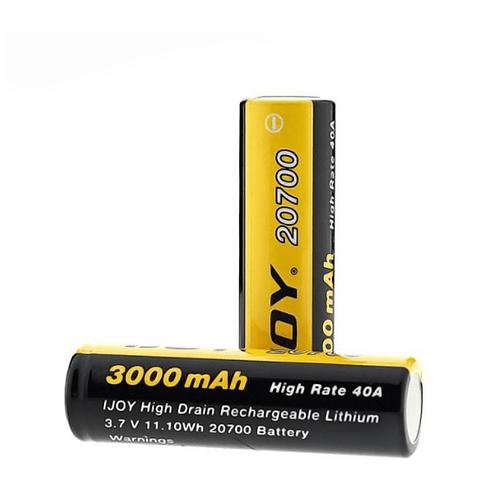 Аккумулятор IJOY 20700 3000mAh