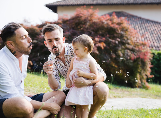 LGBT+ Surrogacy: The Ins & Outs