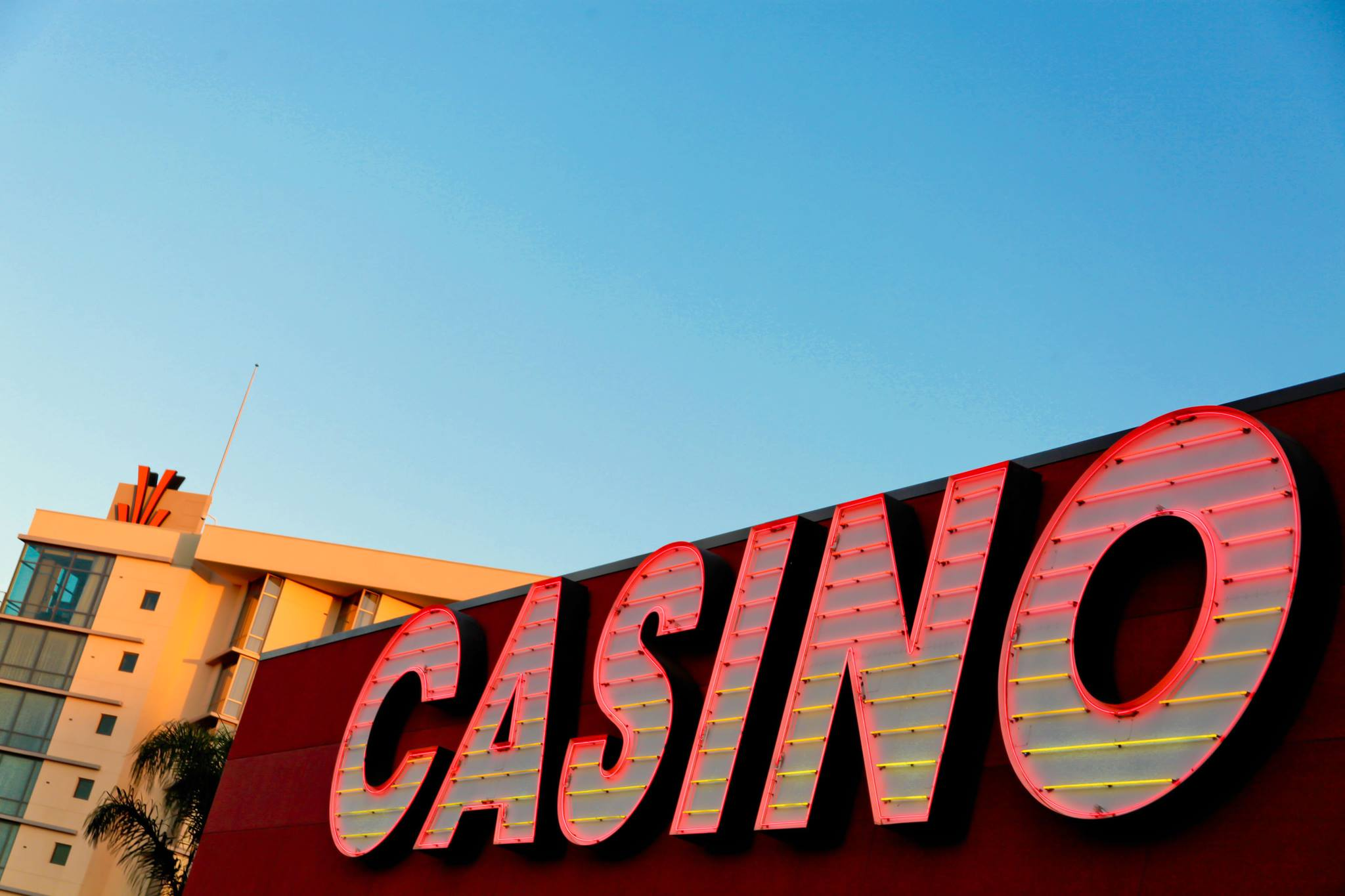 Casinos in So, Cal