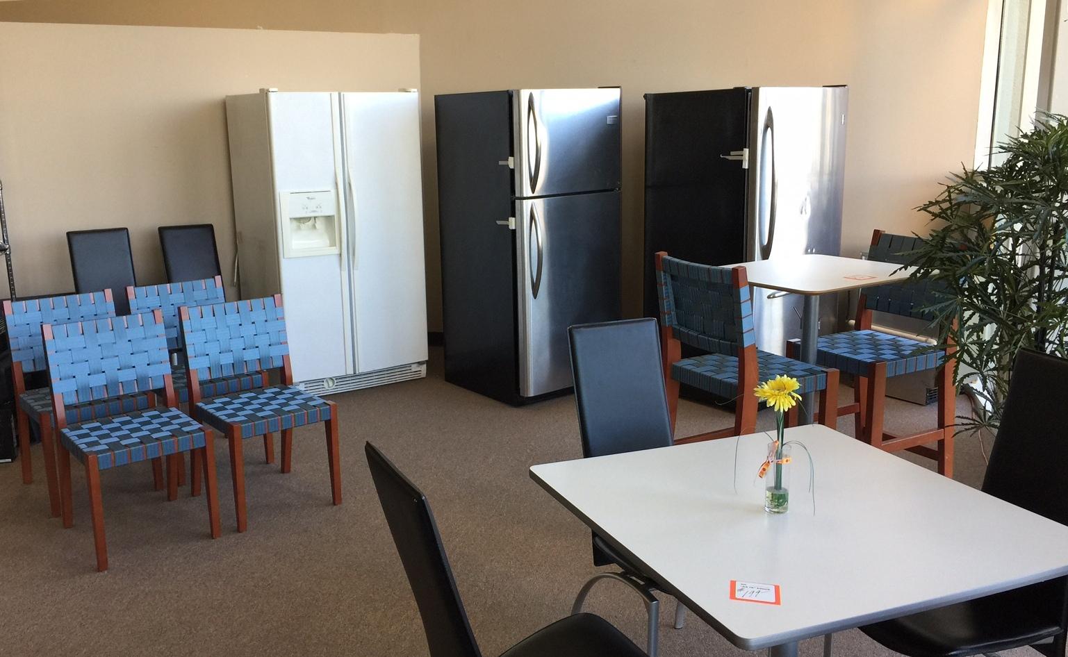 Refrigerators Office Kitchens
