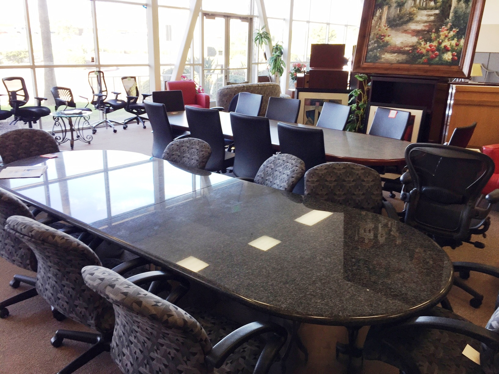 Pre-Owned Conference Furnishings