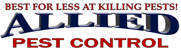 Allied Pest Control Corona Logo