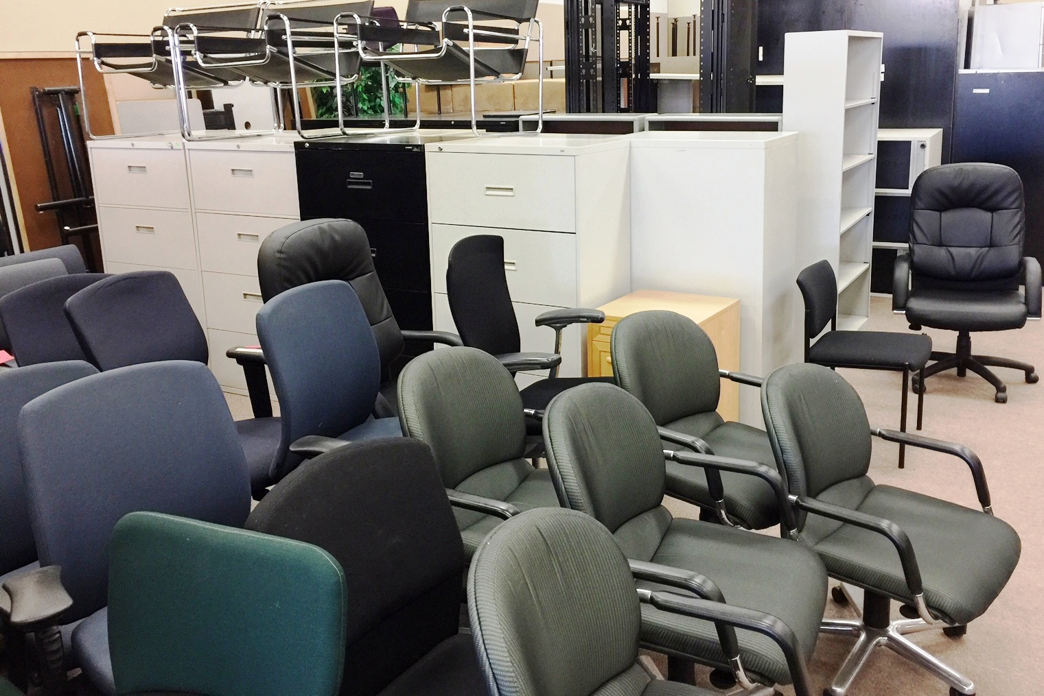 Office Chairs Riverside New Used