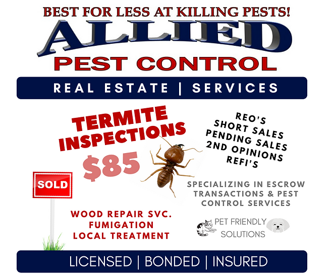 Allied Pest Control Realestate Services
